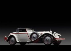 1928 Mercedes-Benz 680S Torpedo Roadster