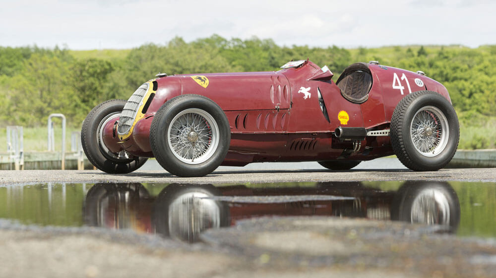Most Expensive Alfa Romero Ever – 1935 Tipo C8 Ex-Scuderia Ferrari