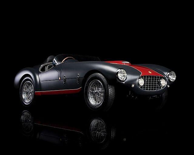 Ferrari 166 MM/53 Barquette Oblin