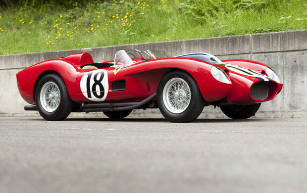 2011 – Ten Most-Expensive Classic Cars Sold at Auction