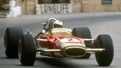1969 Lotus 49B GP F1 Racing