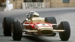 1969 Lotus 49B GP F1 Racing
