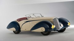 1937 Delahaye 135 Competition Court Torpedo Roadster RM Auctions
