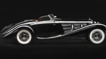 Cars Sold for $10 to $12 Million at Public Auction