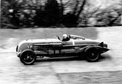"Historic 1929 Bentley ""Birkin Blower"""