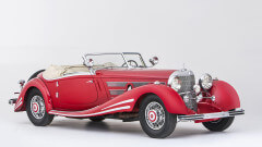 1934 Mercedes-Benz 500 K/540 K (factory upgrade) Spezial Roadster