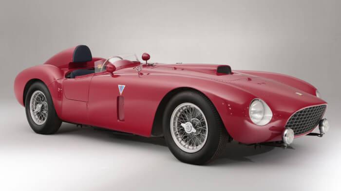 Ferrari 375-Plus Sports-racing Two-Seat Spider Competizione