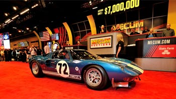 Ford GT40 at Mecum Auction