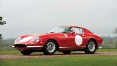 Red 1966 Ferrari 275 GTB/C