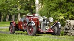 1936 Lagonda LG45R Rapide sports-racing two-seater