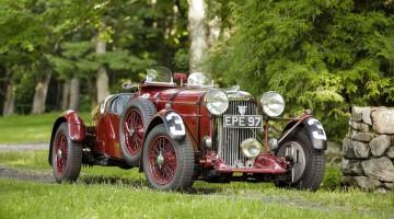 2014 Bonhams Goodwood Revival Classic Car Auction Results