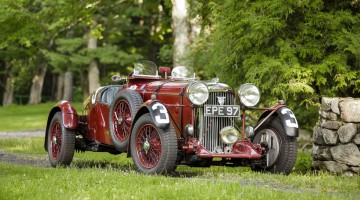2014 Bonhams Goodwood Revival Classic Car Auction Results