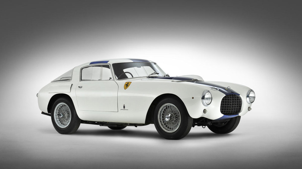 1953 Ferrari 250 MM Berlinetta – $7,260,000