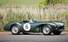 1955 Aston Martin DB3S - $5,500,000