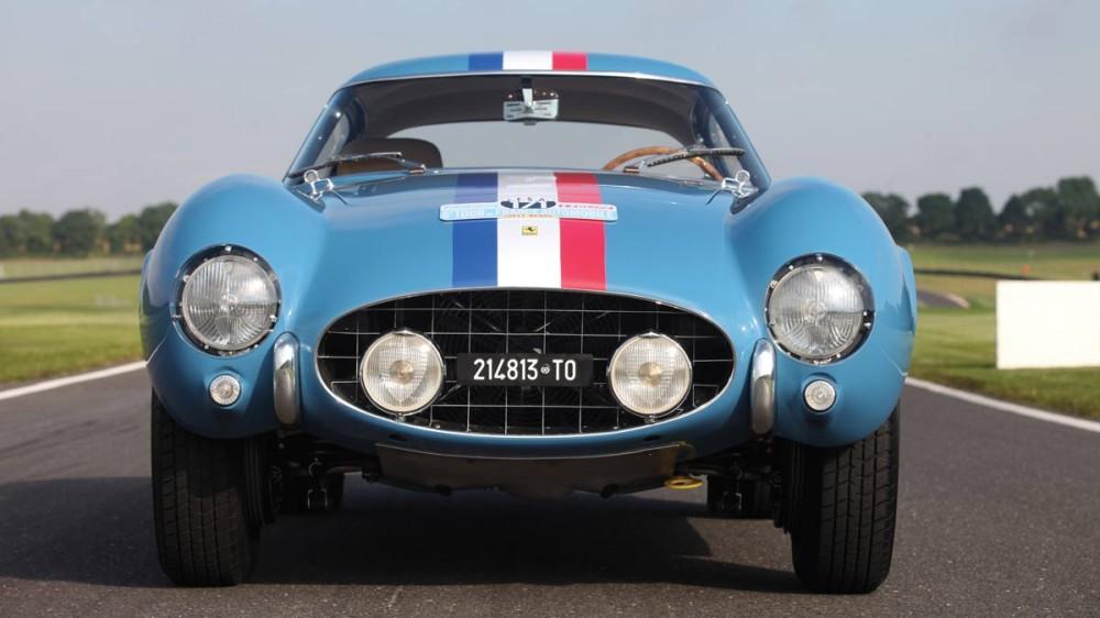 1956 Ferrari 250 GT Berlinetta Competizione 'Tour de France' front