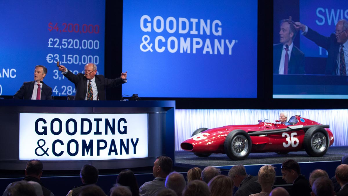 2014 Monterey Classic Car Week Auctions Results Overview