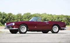 1959 Ferrari 250 GT Series I Cabriolet - $5,610,000