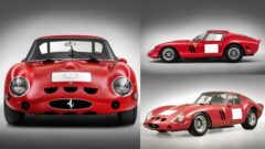 The Most-Expensive Cars of All Time – $10 Million Plus