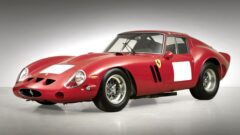 1962 Ferrari 250 GTO sold by Bonhams