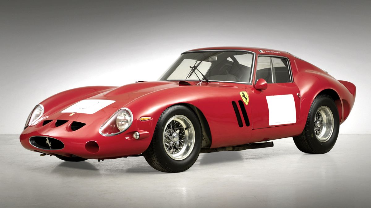 Most-Expensive Car Ever: 1962 Ferrari 250 GTO