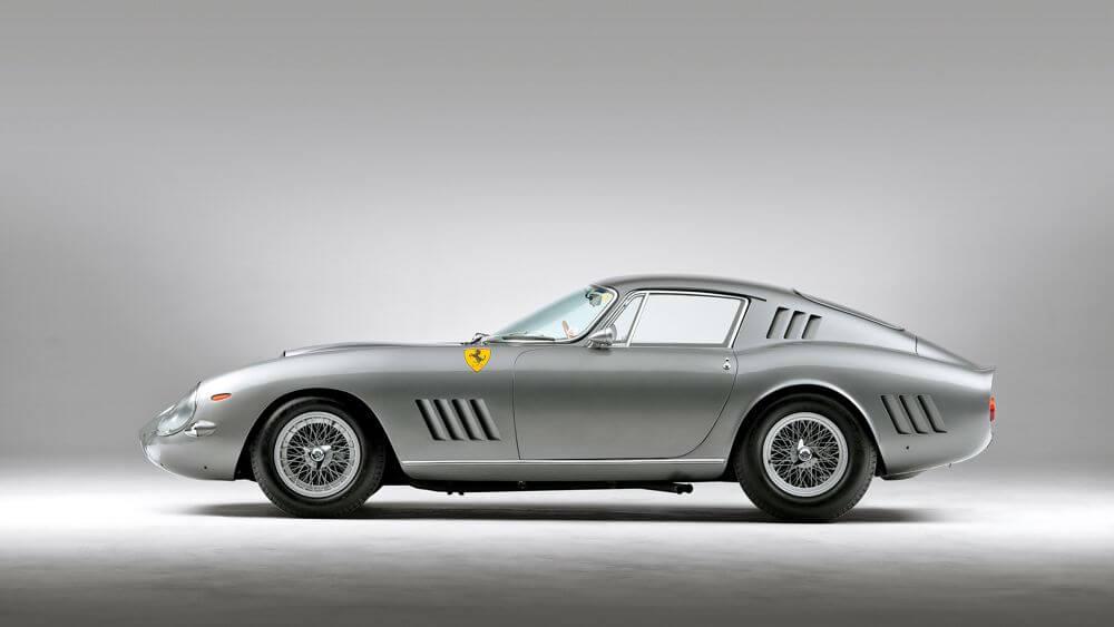 2014 List of Monterey Week Million-Dollar-Plus Classic Car Auction Results