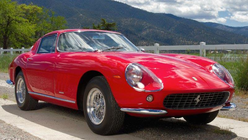 1965 Ferrari 275 GTB Competizione Clienti sold by Rick Cole