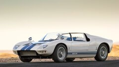 1965 Ford GT40 Roadster Prototype - $6,930,000