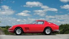 Red 1966 Ferrari 275 GTB Alloy by Scaglietti
