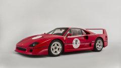 1991 Ferrari F40 – £634,300 ($1,029,642)