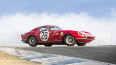 1966 Ferrari 275 GTB Competizione in Scuderia Filipinetti Livery
