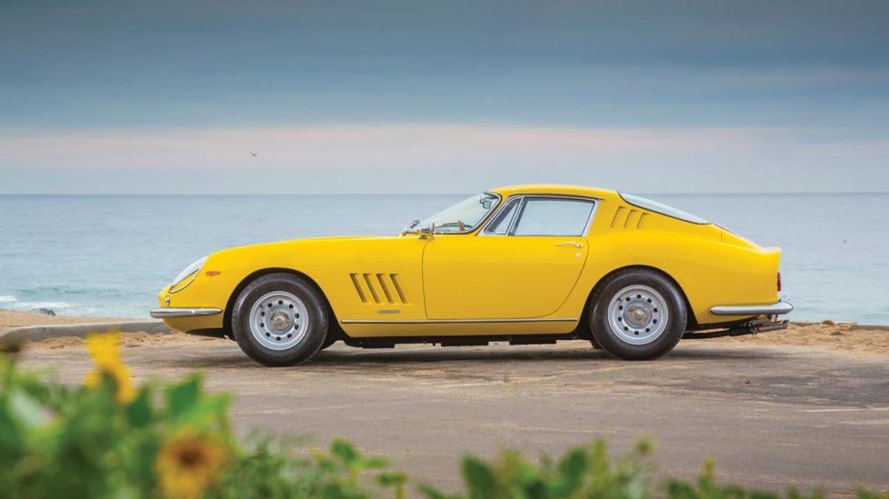 1967 Ferrari 275 GTB/4 Yellow