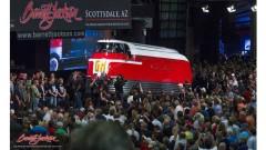 1950 General Motors Futurliner Parade of Progress Tour Bus © Barrett jackson