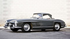 1960 Mercedes-Benz 300 SL Roadster Grey