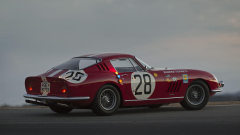 1966 Ferrari 275 GTB Competizione  with lights