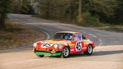 1969 Porsche 911 S Ex-Works side view