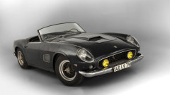 1961 Ferrari 250 GT SWB California Spider Front 3/4 view