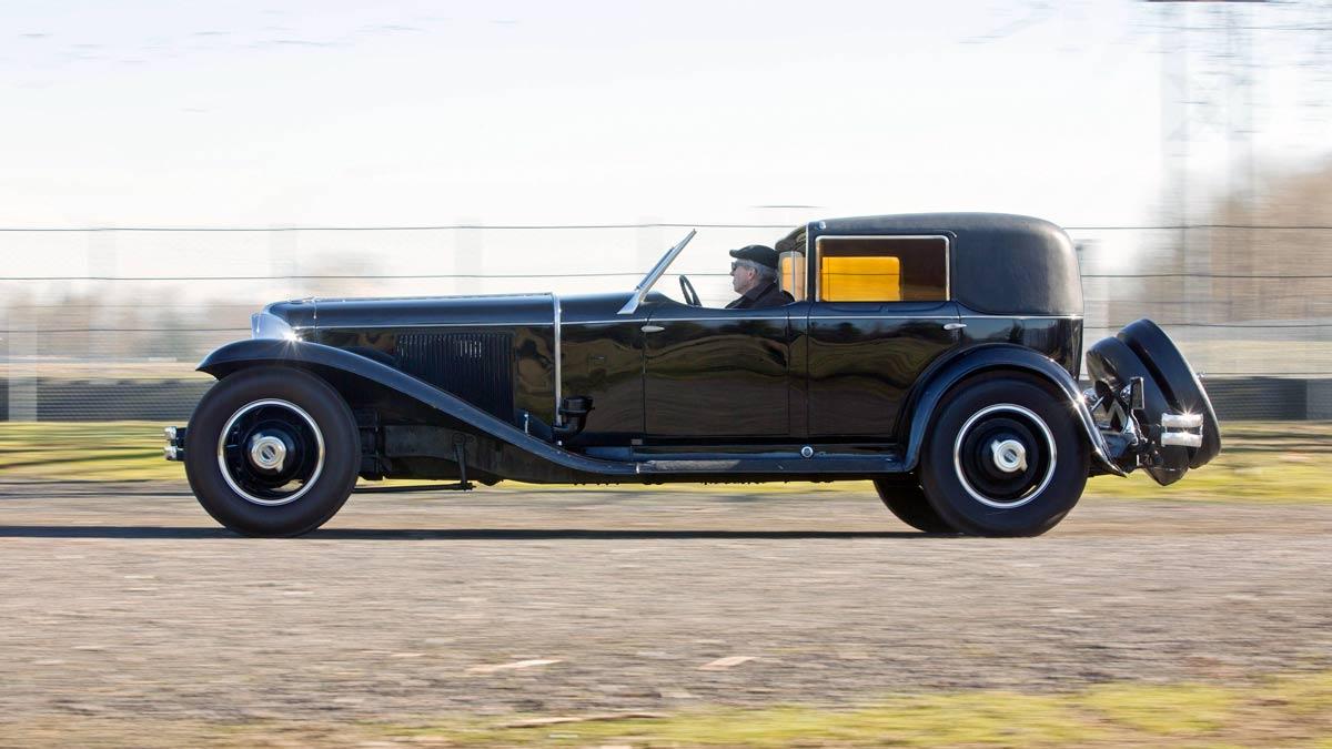 Cord Model L Town Car