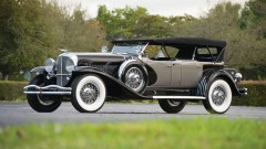 1930 Duesenberg Model J 'Sweep Panel' Dual-Cowl Phaeton