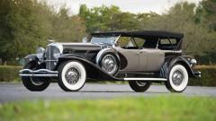 1930 Duesenberg Model J 'Sweep Panel' Dual-Cowl Phaeton
