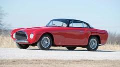 1953 Ferrari 212 Europa Coupe by Vignale