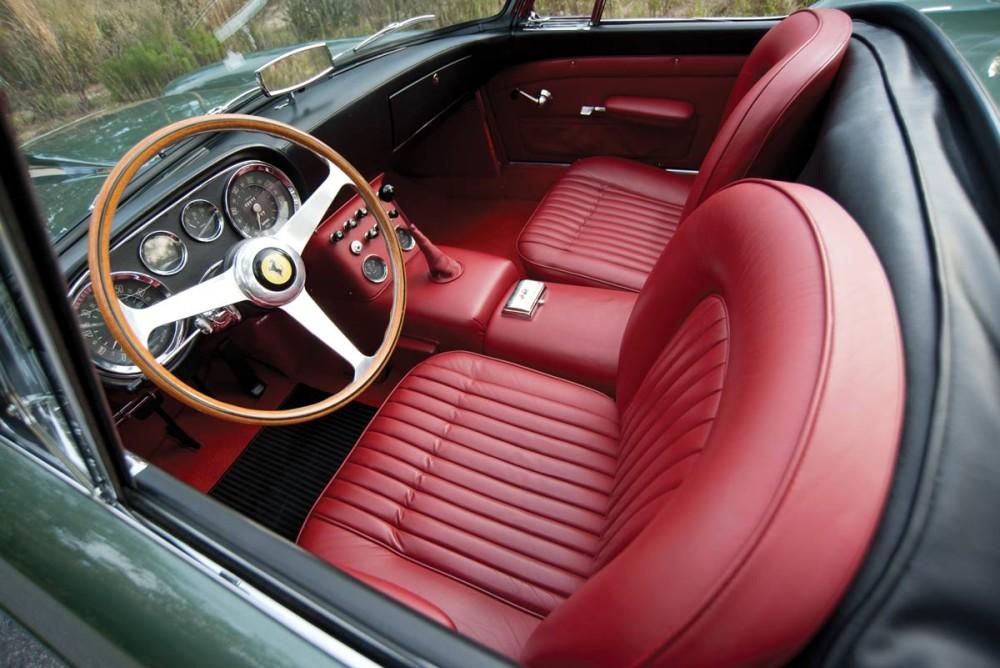 1960 Ferrari 400 Superamerica SWB Cabriolet (Interior)