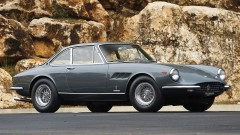 The 1967 Ferrari 330 GTC with coachwork by Pininfarina
