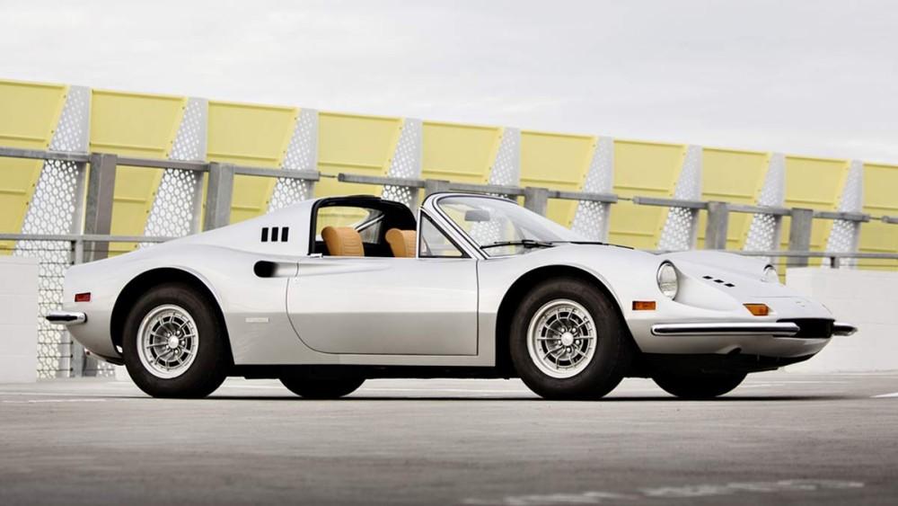 1974 Ferrari Dino 246 GTS