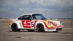 Cafe Mexicano 1974 Porsche 911 Carrera 3.0 RSR