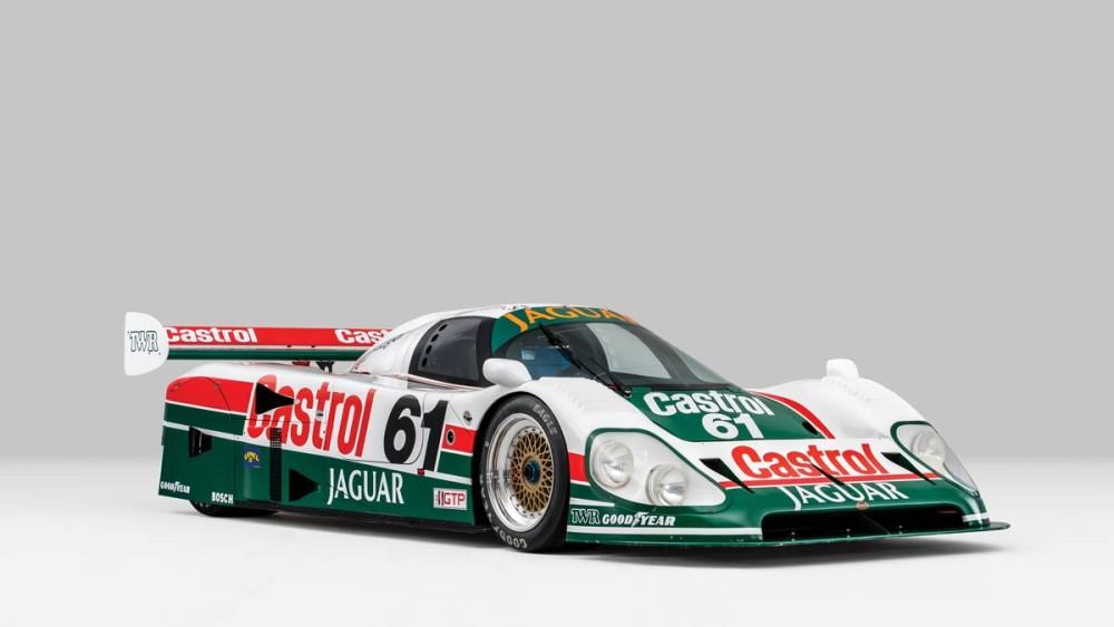1988 Works Jaguar XJR-9