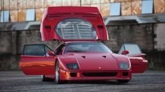 1990 Ferrari F40 Open Doors