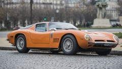 1968 Bizzarrini 5300 GT Strada Orange