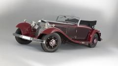 1938 Mercedes Benz 380 K Cabriolet A