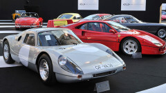 Porsche 904 & Ferrari F40 at RM Auctions Paris 2015