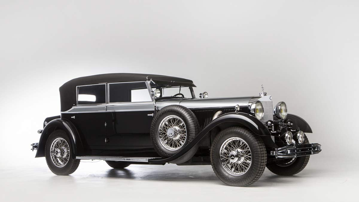 2015 Bonhams Mercedes Benz Museum Sale (Preview)